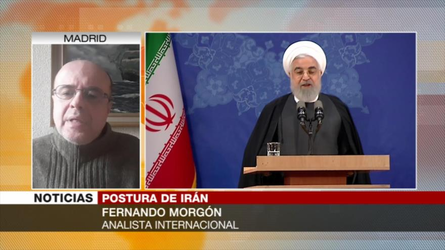 """Moragón: EEUU impone a Irán un """"cerco económico brutal"""""""