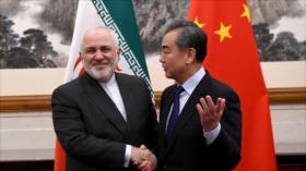 China agradece a Irán por apreciar trabajo contra coronavirus