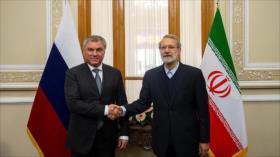 """Irán y Rusia se unen para afrontar """"dictadura"""" de EEUU en la región"""