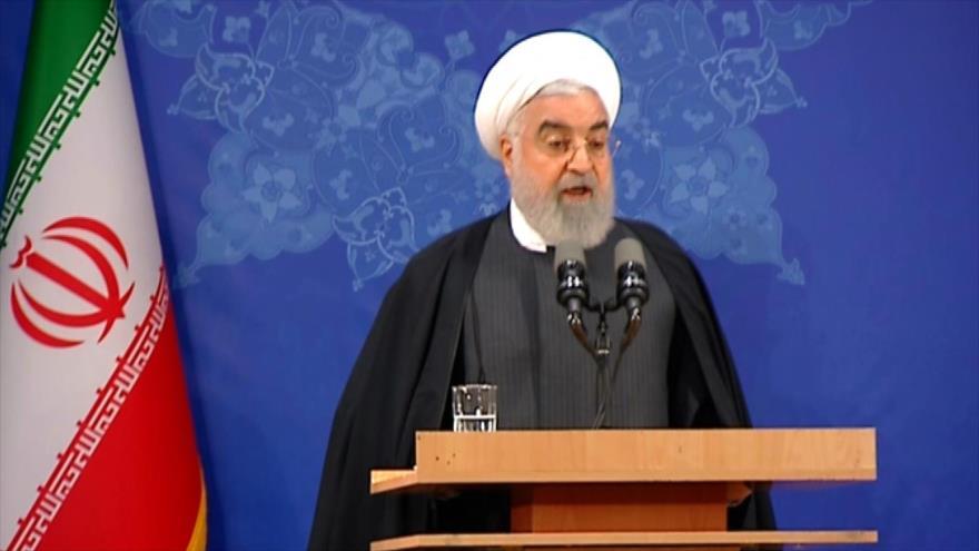 Irán denuncia una vez más política de máxima presión de EEUU
