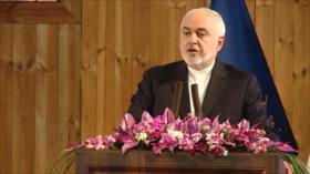 Zarif denuncia el terrorismo cultural de EEUU contra Irán