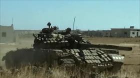 Ejército sirio logra grandes avances en Idlib