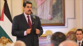 "Maduro expresa ""apoyo incondicional"" de Venezuela a Palestina"