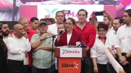 Xiomara Castro acepta precandidatura presidencial en Honduras