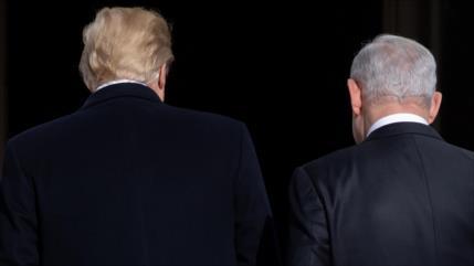 Palestina: Acuerdo de siglo es una huida hacia delante de Trump