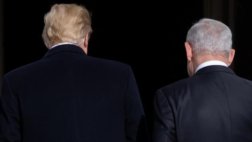 Palestina: Acuerdo de siglo es una huida hacia delante de Trump | HISPANTV