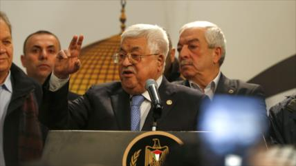 HAMAS y Al-Fatah se reúnen hoy para retar 'plan de paz' de Trump