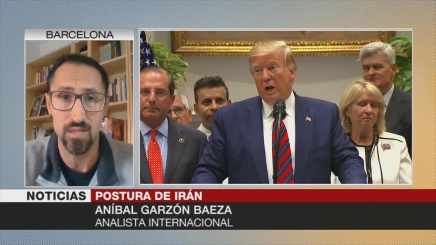 Garzón: Con multilateralismo, Irán ha vencido a superhegemonía de EEUU
