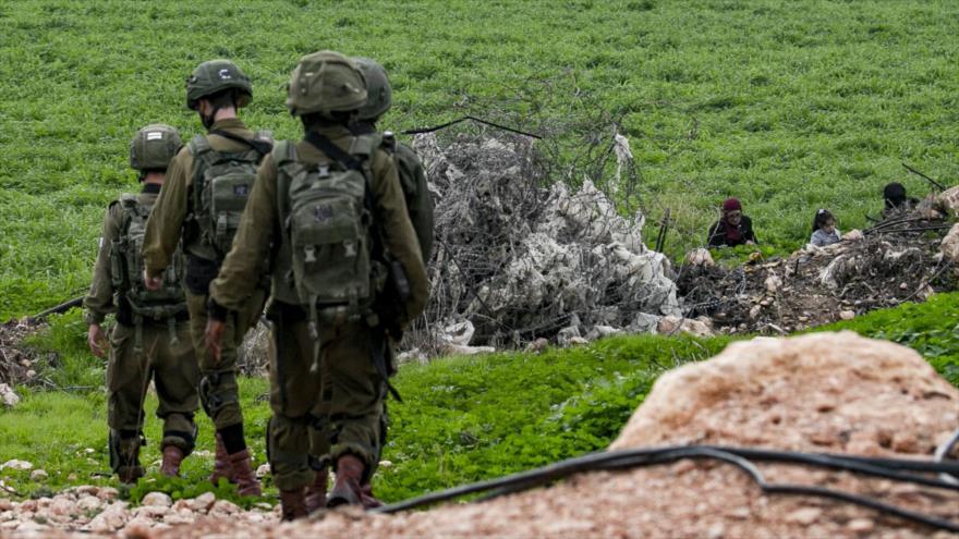Israel militariza el valle del Jordán antes del acuerdo del siglo | HISPANTV