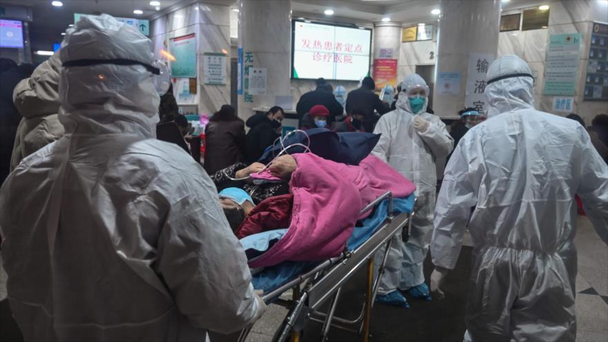 Aumenta a 106 la cifra de muertos por coronavirus en China
