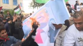 Protestas en Palestina. Pacto nuclear iraní. Financiación terrorista