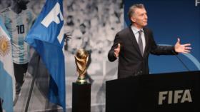 Macri fue nombrado presidente ejecutivo de la Fundación FIFA