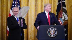 Trump desvela su plan proisraelí; el llamado 'acuerdo del siglo'