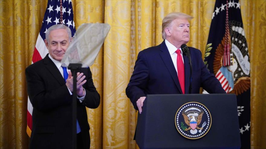 Trump desvela su plan proisraelí; el llamado 'acuerdo del siglo' | HISPANTV