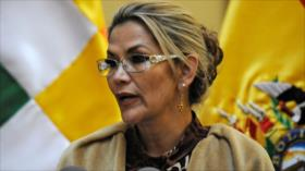 Ministros del Gobierno de facto boliviano renuncian en grupo