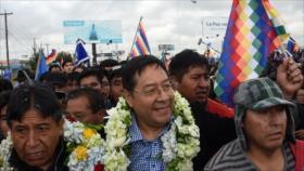MAS alerta robo de presidenciales por un posible arresto de Arce