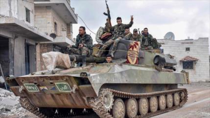 Ejército sirio recaptura la segunda ciudad más grande de Idlib