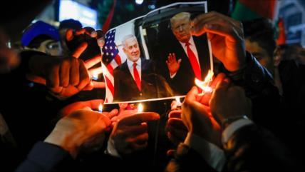 Ayatolá Sistani condena plan proisraelí de EEUU y prevé su fracaso