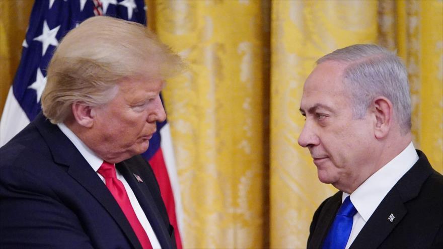 ¿Cómo el plan de Trump soluciona conflicto palestino-israelí? | HISPANTV