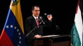 Venezuela: Anexionista plan de Trump agravia al pueblo palestino