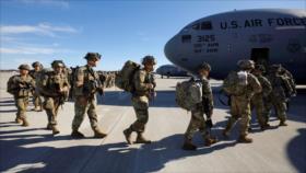 Trump reduce número de tropas desplegadas de EEUU en Irak
