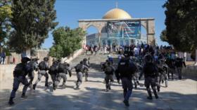 Israel cierra puertas de Mezquita Al-Aqsa tras luz verde de Trump