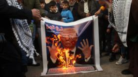 Informe: Acuerdo del siglo no favorece la paz y es juego de poder