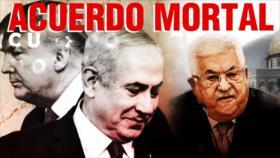"""Detrás de la Razón: Repudian el supuesto """"acuerdo del siglo"""" pro Israel"""