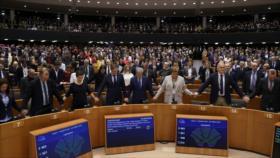El PE dice adiós al Reino Unido y cortará su acceso a los datos