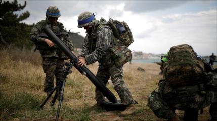 Estados Unidos amenaza con botar a 9000 empleados surcoreanos
