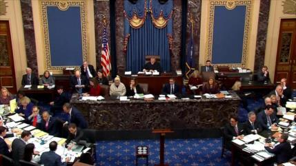 El Senado de EEUU se prepara para absolver a Trump