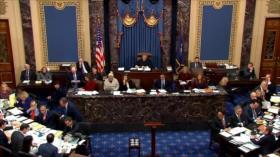 El juicio político contra Trump entra en su tercera fase