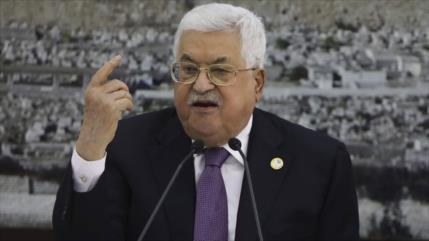 Abás a Netanyahu: Somos libres para ignorar los Acuerdos de Oslo