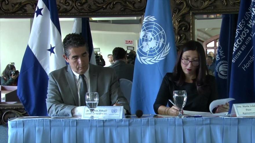 En Honduras condenan a Hernández por violación de DDHH