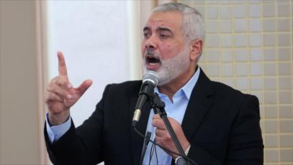 HAMAS urge a países árabes a actuar contra el 'acuerdo del siglo'