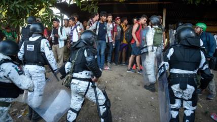 """HRW alerta de """"terribles"""" secuelas del plan migratorio de EEUU"""