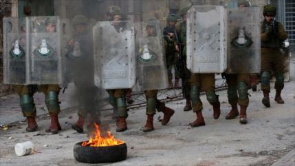 Israel hiere a 18 palestinos en protestas por 'acuerdo del siglo'