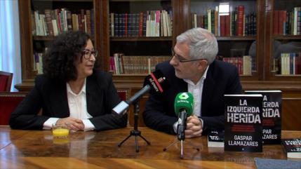 Llamazares reivindica reorganizar la izquierda en España
