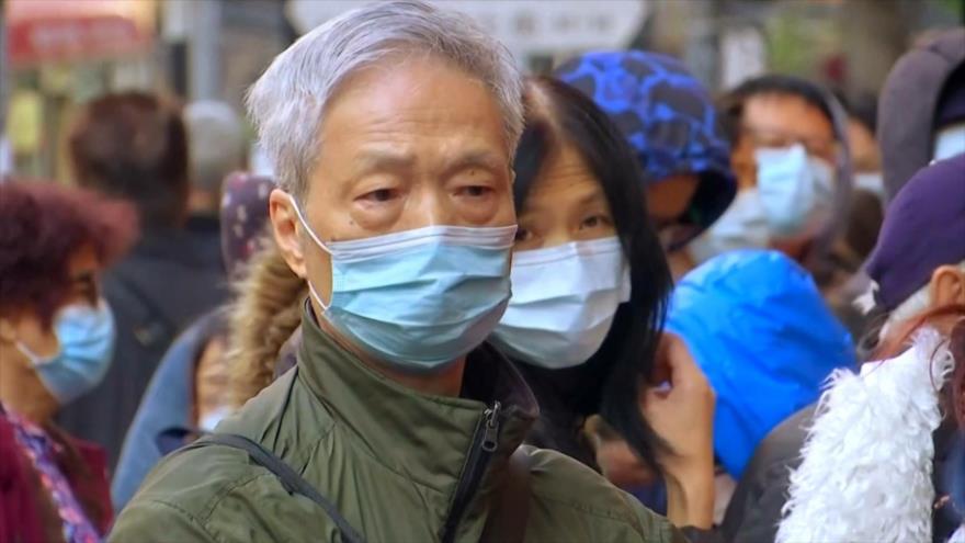 Rápida propagación de coronavirus genera inquietud en todo el mundo | HISPANTV