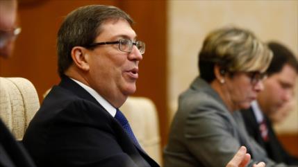 Canciller cubano: EEUU es una amenaza seria para Latinoamérica