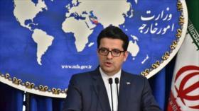 Irán repudia un contrato avalado por EEUU para robar crudo sirio