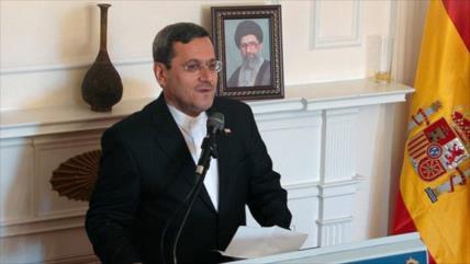 """""""La solución más democrática para Palestina es la del Líder iraní"""""""