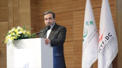 Irán ve sanción a su jefe nuclear como acto desesperado de EEUU