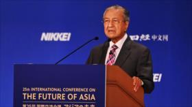 Malasia rechaza el plan 'unilateral' de EEUU para Palestina
