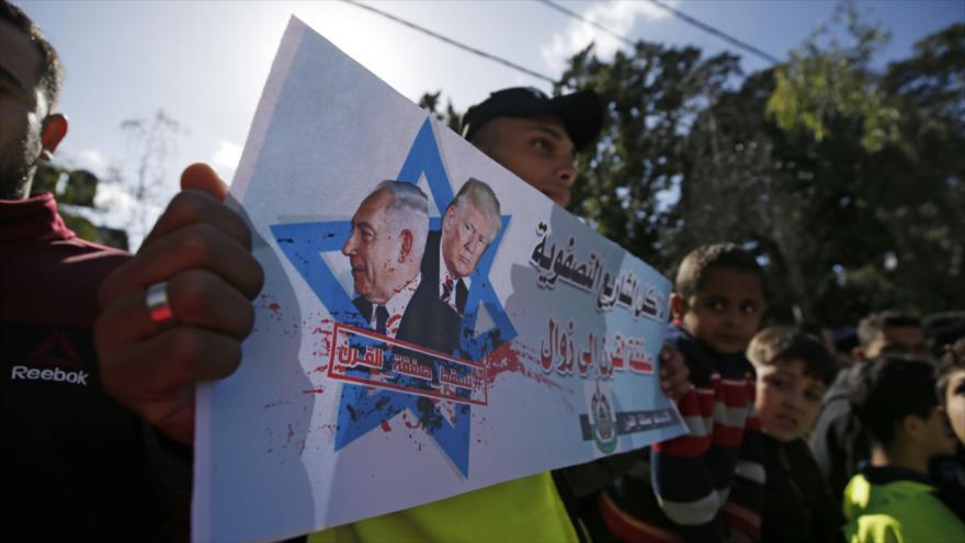Plan proisraelí de Trump causa protestas incluso entre los judíos | HISPANTV