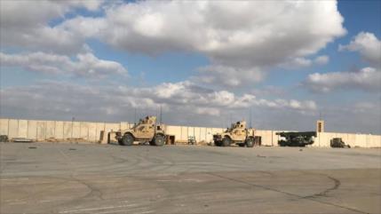 Atacan con 5 cohetes una base con tropas de EEUU en norte de Irak