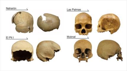 Cráneos antiguos cambian historia sobre primeros norteamericanos