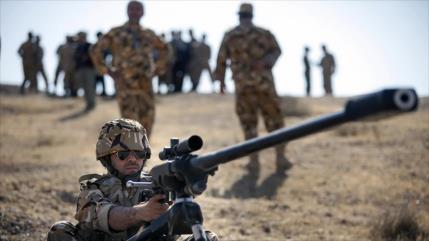 Irán tiene la quinta Fuerza Terrestre más poderosa del mundo