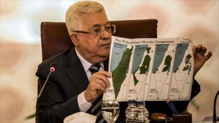 Abás: EEUU ha entregado 90 % de territorios palestinos a Israel