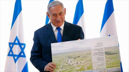 'Netanyahu anexionará parte del Valle del Jordán antes del 2-M'